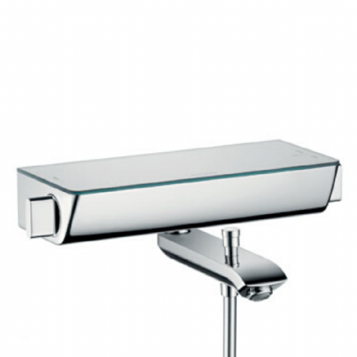 Hansgrohe  Ecostat Select Bath Shower Mixer In Chrome - Model 13141400